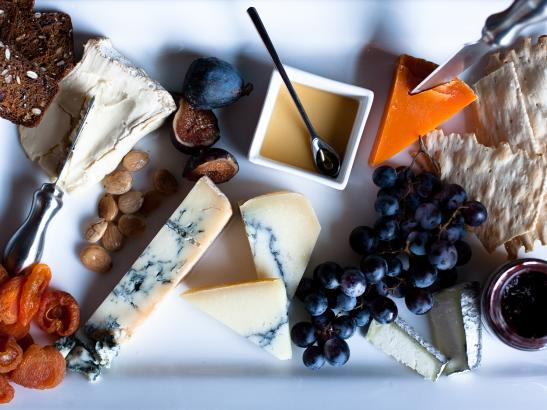 Build a Cheese Platter