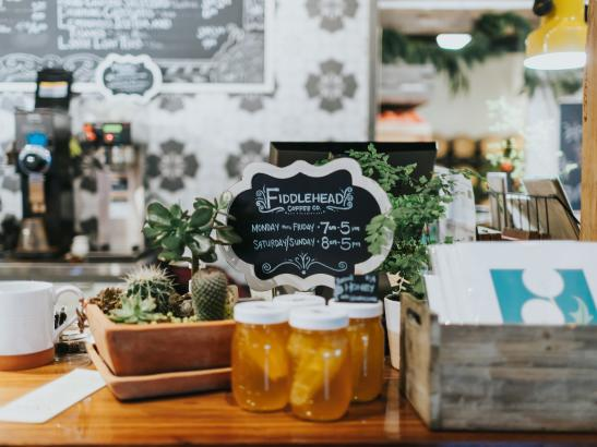 A specialty coffee shop | credit AB-PHOTOGRAPHY.US