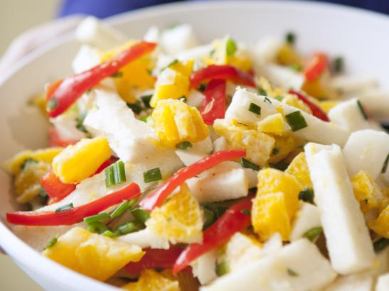 Fresh, made-in-house salads > credit olivejuicestudios.com.