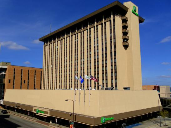 Main- Holiday Inn Rochester Downtown