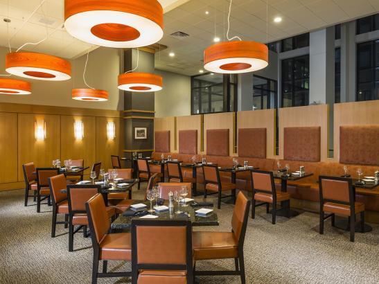 Onsite Restaurant - Salute Wine Bar & More