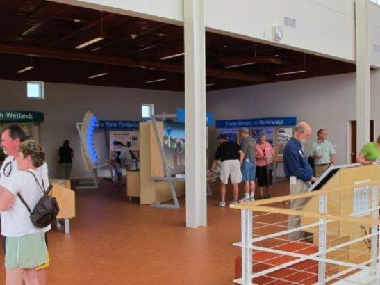 Come and Explore the Exhibits!