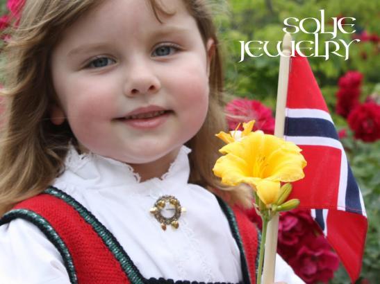 Norwegian Solje Jewelry