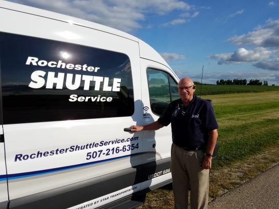 Rochester Shuttle Service