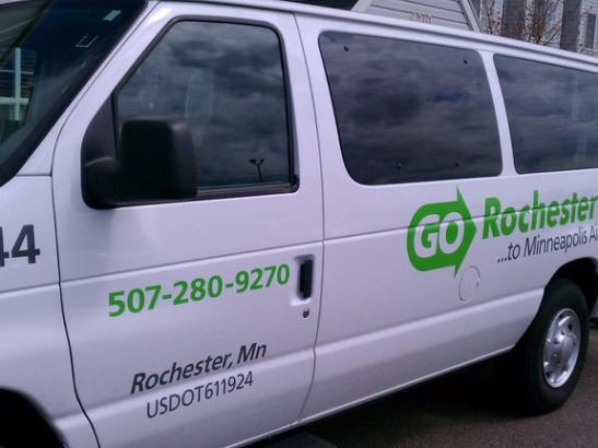 Go Rochester Direct Vans