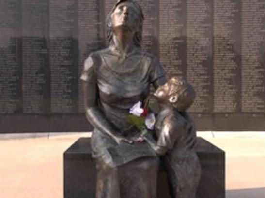 Soldiers Field Veterans Memorial by Olive Juice Studios