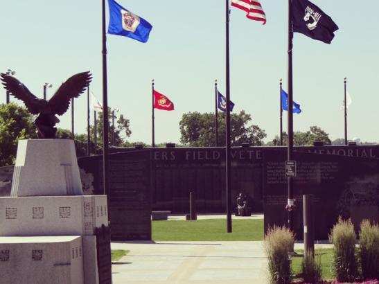 Soldiers Field Veterans Memorial