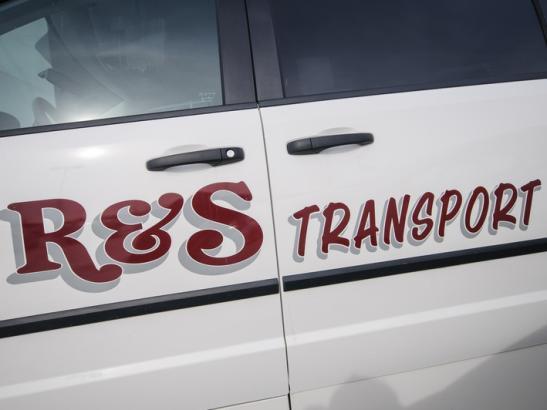R & S Transport by Joshua Becker