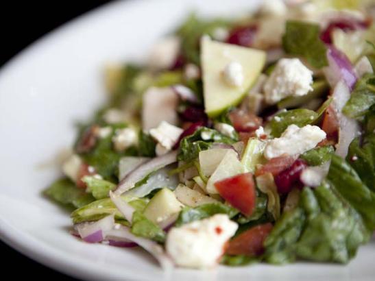 Delicious Chicken Chop Salad