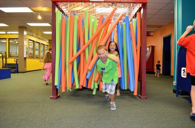 Pressure Zone   Lake Charles Children's Museum