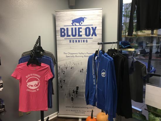 Blue Ox Running