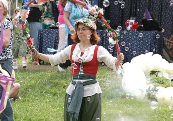 Annual May Day Fairie Festival