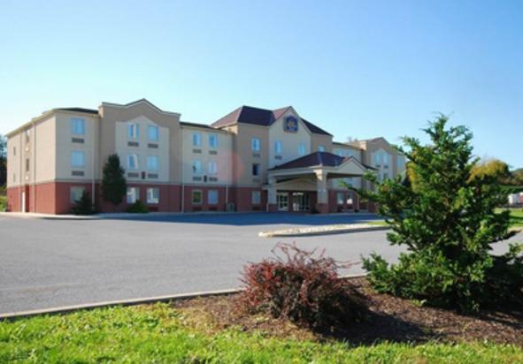 Best Western Plus Inn & Suites
