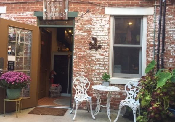 Cherie Ann's Courtyard Cafe