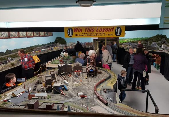 Miniature Railroad Club of York