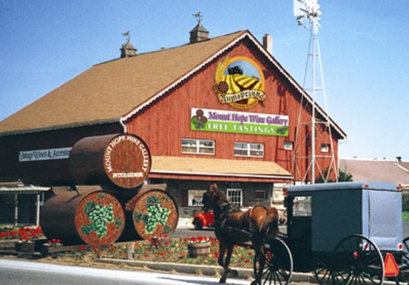 Rumspringa Brewing Company