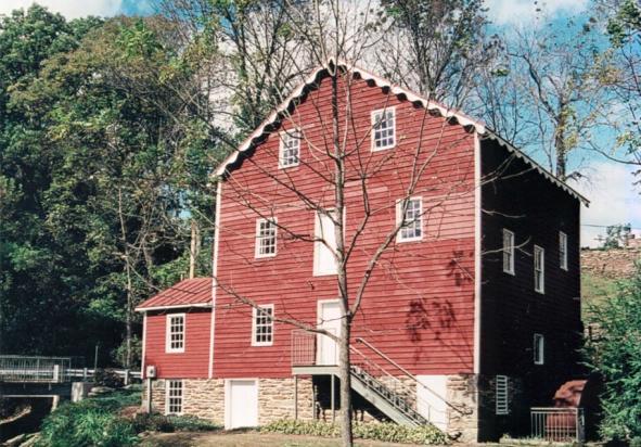 Wallace-Cross Mill