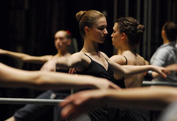 Fort Wayne Ballet Dancer