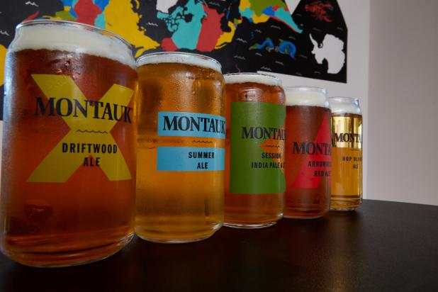 Montauk Brewing Company - Photo Courtesy of Montauk Brewing Company.