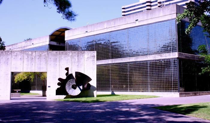 Sculpture Garden - Glassell