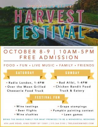 Harvest Festival poster