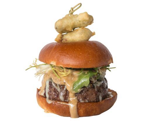 La Forge Burger 2018
