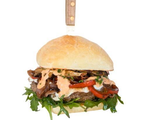 Wharf Pub Burger 2018