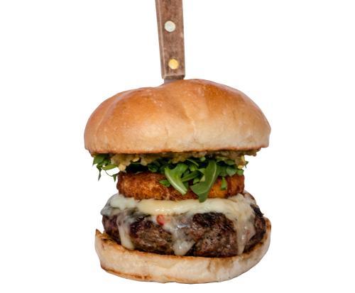 Judge Roy Bean Burger 2018