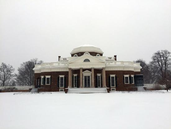 Monticello Winter
