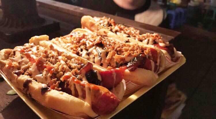 Yoyos hotdogs