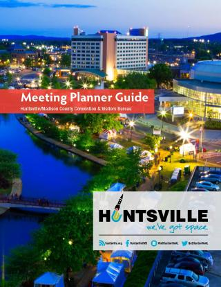 Meeting Planner Guide Cover
