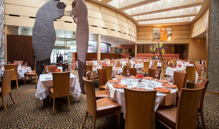 Tony's Restaurant in Houston