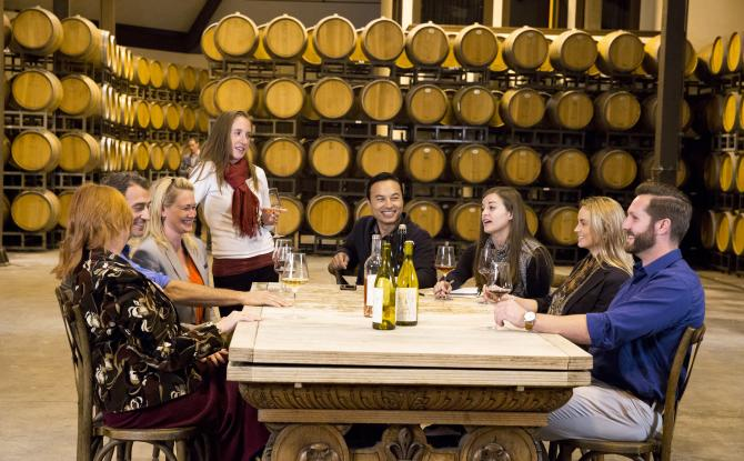 Folktale Winery Meeting