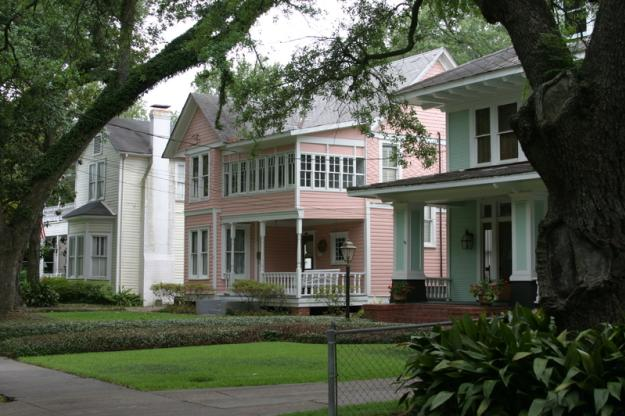 Historic Neighborhood in Lake Charles