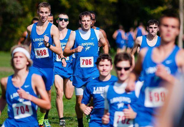2016 LCC Cross Country Invitational