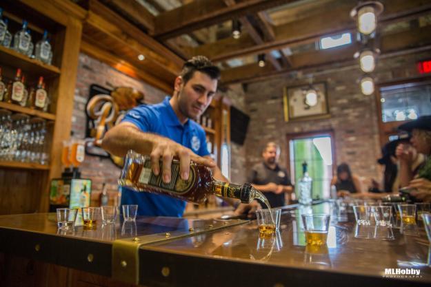 Bayou Rum Taste & Tour | Michael Hobson