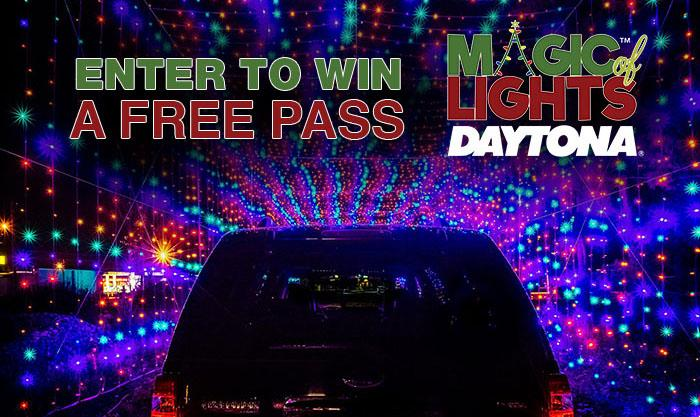 Enter to win a free pass