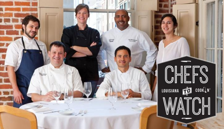 2016 Chefs to Watch