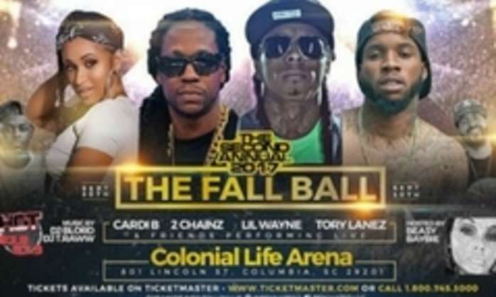 Lil Wayne, 2 Chainz, Tory Lanez, Cardi B