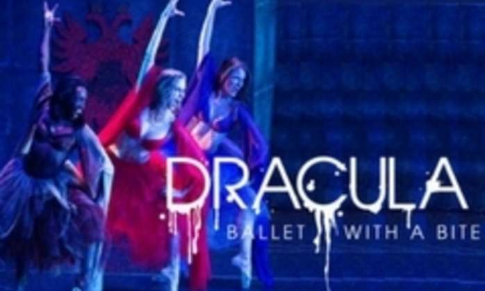 "Columbia City Ballet Presents ""Dracula: Ballet with a Bite"""