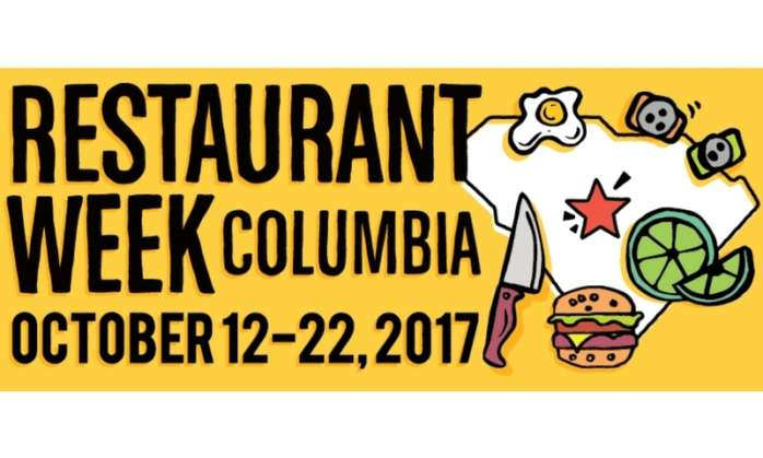 Restaurant Week Columbia