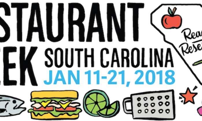 Restaurant Week Columbia | South Carolina