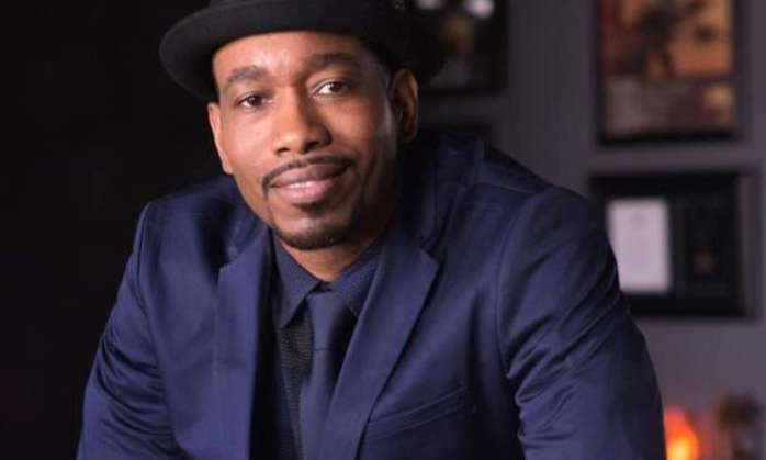 Anthony David Live! A Night of Smooth Soul