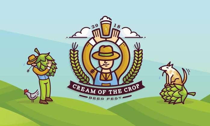 4th Annual Cream of the Crop Beer Festival
