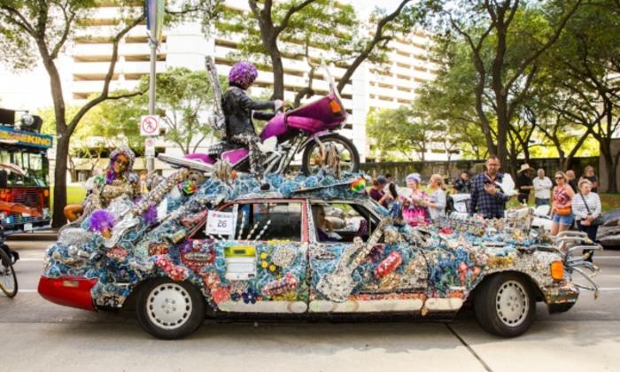 Art Car Parade