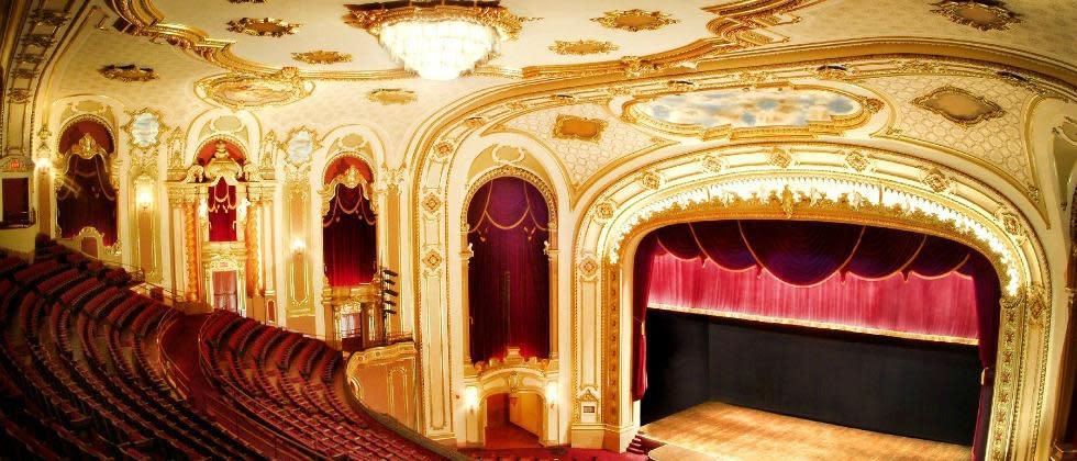Palace Inside