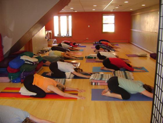 Golden Yoga Studio