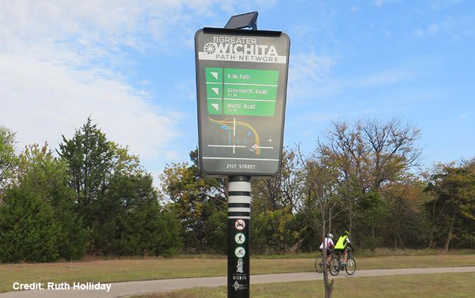 Greater Wichita Bike Path Network