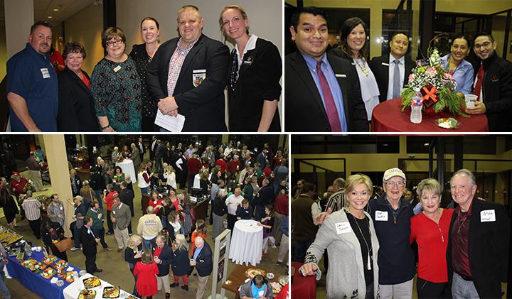 Membership Mixer photo collage