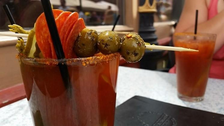 Court Avenue Brewing Co Des Moines Bloody Mary